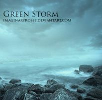 Green Storm by ImaginaryRosse