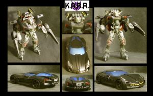 Karr-Unicron Reborn by Roguewing