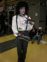 Edward Scissorhands by Axras