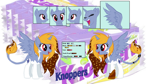 Princess knoppers custom giftsheet by Maniactheleader