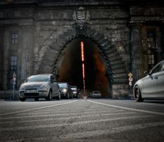 buda.pest.tunnell by lechistani