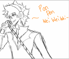 [KHR] PonPonPon and TYL!Tsuna by GattoV