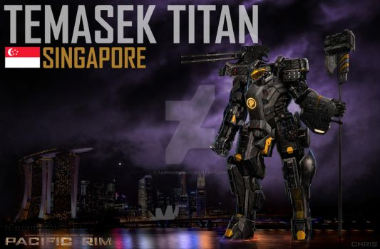 Singapore Jaeger by RainingRush