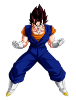 Vegetto by Raykugen