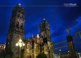 Catedral noche by ColorShoot