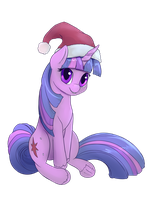 Christmas hat - Dec 25th by viwrastupr