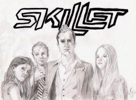 Skillet by raphsgal