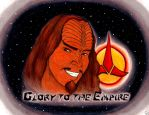 -Glory to the Empire- Design by harrimaniac27