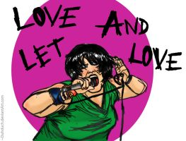 BethDitto Love and Let love by Duhduch