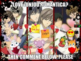 Love Junjou Romantica by KakashiXIrukaLover14