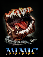 Mini A Week 38: Mimic by greylond