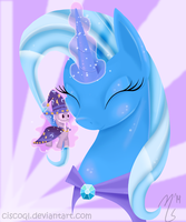 Starswirl's #1 Fan by CiscoQL