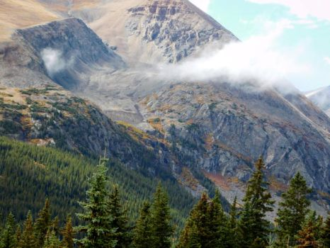 Hoosier Pass, Colorado by AGalWithACamera