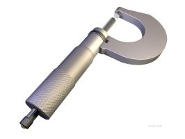 Micrometer by wistar