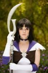 Sailor Saturn by kiyaviolet