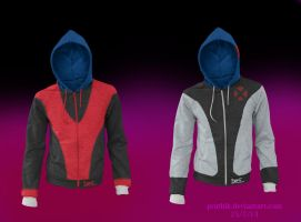 Nightcrawler Hoodies by prathik
