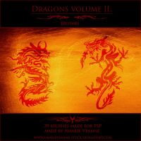 Dragons volume II PSP by AmarieVeanne-Stock