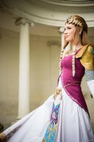 Princess Zelda 3 by neko-tin