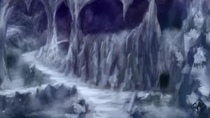 Ice Cavern by jjpeabody