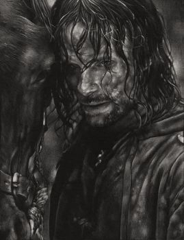Aragorn by indigoatmosphere