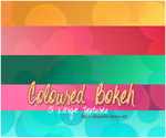 TEXTURE PACK 11 - Bokehlights by chazzief
