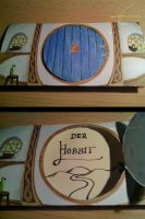 A Hobbit Hole for Christmas by MyFantasticWorld