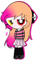 ~Nicky New Style by Nini-the-kitty