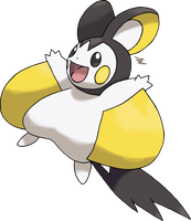 Emolga by Xous54