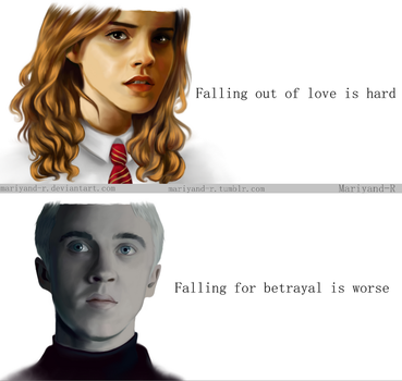 Dramione: Impossible by Mariyand-R