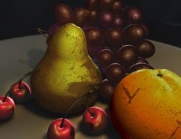 3D Fruit: FINAL with PS Manipulation by SangoSlayer299