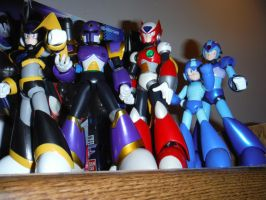 Current Collection by Reploid-Man