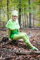 TinkerBell - Rest by SoraPaopu