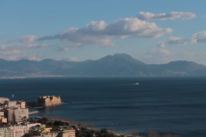Landscape from Posillipo by Zuppetta