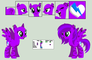 .:[REQUEST!REF!]PURPLESTREAK:. by Maniactheleader