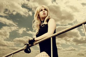 Black Canary - Feel like... by WhiteLemon