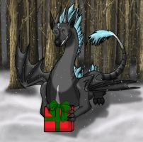 For Zenhi DragonArtists Secret Santa by skippydragon