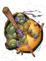Donatello by AlonsoEspinoza