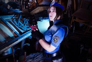 Jill Valentine - Resident EVIL by PriSuicun