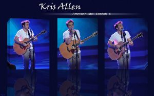 Kris Allen Wallpaper 5 by For-Always