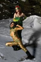 Poison Ivy Costume 2 by poisonariel