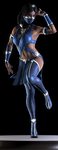 Kitana (Tournament) by Yare-Yare-Dong