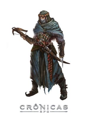Cronicas Assassin - By Caio Monteiro by caiomm