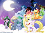 Sailor Little Pony by Kymoon