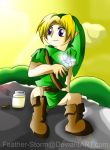 Young Link by Feather-Storm
