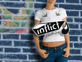 Inflict Clothing by EvlD