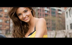 Miranda Kerr Wallpaper 2 by seb88