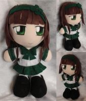 Special Project, Plushie Anna Mei by ThePlushieLady
