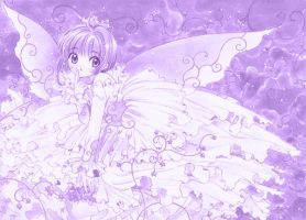Butterfly Sakura Wall 1024x736 by piratekitten