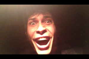 Toby Turner's Shady Scare Face by WorldwideImage