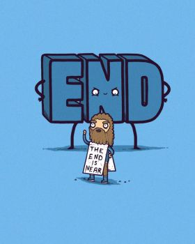 The END by randyotter